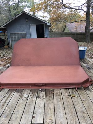 Jacuzzi hot tub cover for Sale in Atlanta, GA