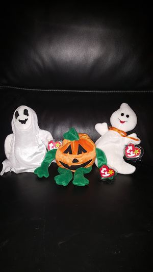Ty Beanie Baby Halloween collection . for Sale in Santa Ana, CA
