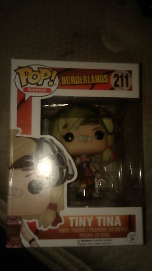Funko Pop Tiny Tina #211 for Sale in Quincy, IL