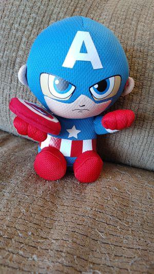 Captain America plush for Sale in Minneapolis, MN