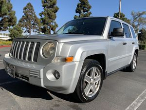 2008 Jeep Patriot Limited Edition for Sale in Lincoln Acres, CA
