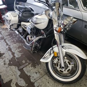 2005 Kawasaki Vulcan Nomad 1600cc for Sale in Floral Park, NY