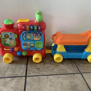Vtech Ride Along Train Ride for Sale in Clovis, CA