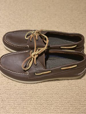Sperry's Authentic Original Leather Boat Shoes for Sale in San Francisco, CA