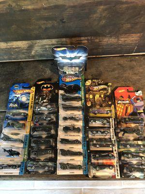 Hot Wheels Batman Lot for Sale in US