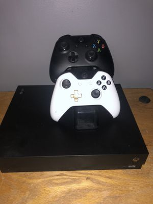 Xbox One X, Games, Controllers, Headset for Sale in Woodbridge Township, NJ