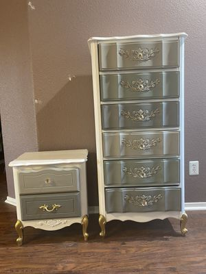 Dresser/Nightstand for Sale in Hanford, CA