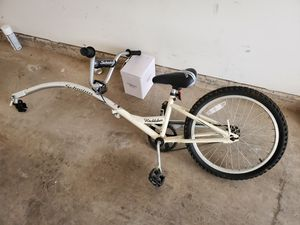 Shwinn Hitchhiker bike trailer... Obo for Sale in The Hills, TX