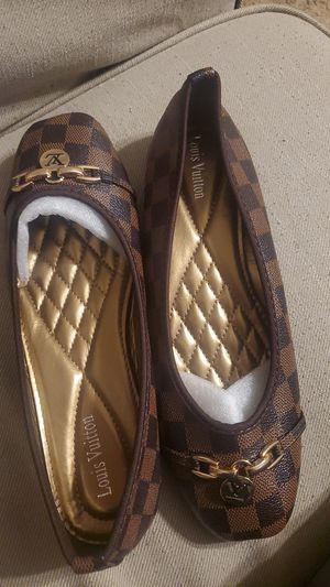 Louis vuitton womens shoes for Sale in Floral Park, NY