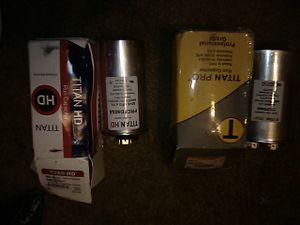 Titan Pro& Titan HD run capacitor for Sale in Fountain Valley, CA