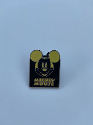 Yellow Mickey Mouse Disney pin for Sale in Riverview, FL