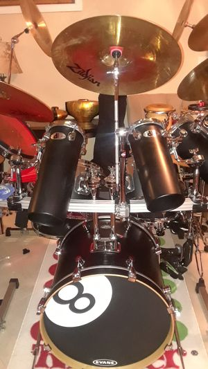 DW (PDP) 7 CYMBALS 11 DRUMS for Sale in Upper Marlboro, MD
