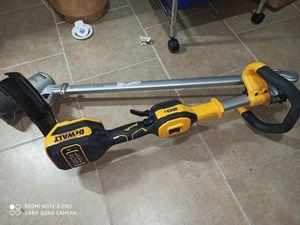 Dewalt 20v XR brushless string trimmer (only tool) for Sale in Dallas, TX