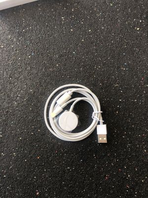 Apple Watch and iPhone charger for Sale in Walnut, CA