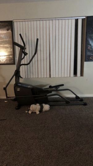Electric Elliptical with incline for Sale in Phoenix, AZ