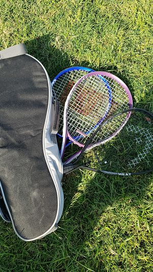 Tennis/racquetball racket for Sale in Scottsdale, AZ