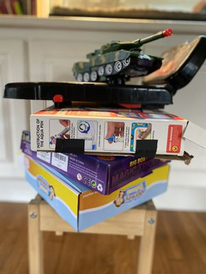 Five toys for toddler/ kids for Sale in Claremont, CA