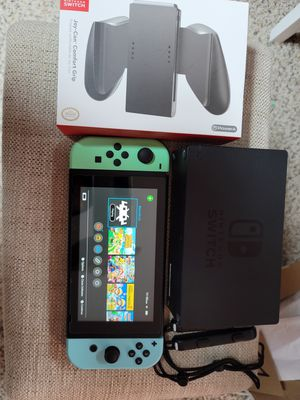 Nintendo Switch Animal Crossing Edition for Sale in Cypress, CA