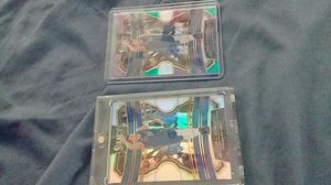 LUKA DONCIC SELECT LOT OF 2 - TRI COLOR AND SILVER for Sale in Anaheim, CA