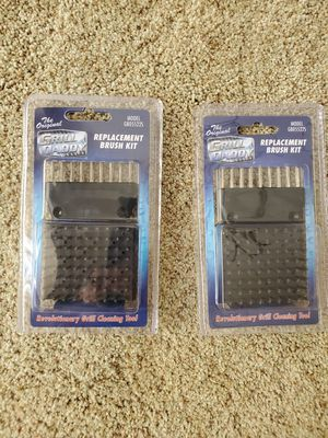 Grill Daddy Original Replacement Brush x 2 for Sale in San Dimas, CA