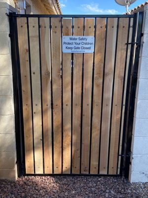 Side Gate and RV Gate Restoration for Sale in Sun City, AZ