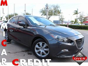 2015 Mazda Mazda3 for Sale in Miami Gardens, FL