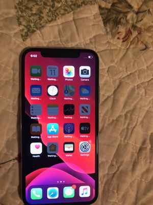 iPhone X unlocked brand new for Sale in Arlington, TX