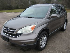 2010 Honda CRV EXL AWD 106k New AC compressor New service belt Great cond. $8990. {contact info removed} for Sale in Houston, TX