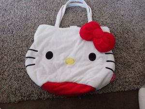 Hello Kitty purse/carry bag for Sale in undefined