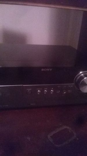 Sony stereo system for Sale in Baltimore, MD
