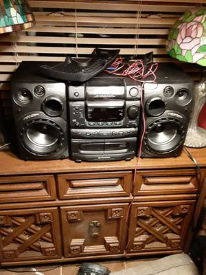 Pioneer magnetic shield speaker system for Sale in Lafayette, CO