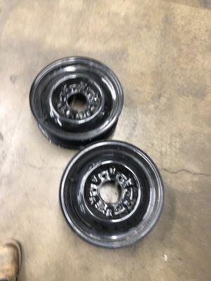 Chevy Six lug rims. Wheels for Sale in Carlsbad, CA