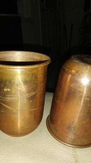 Brass cups for Sale in Tucker, GA