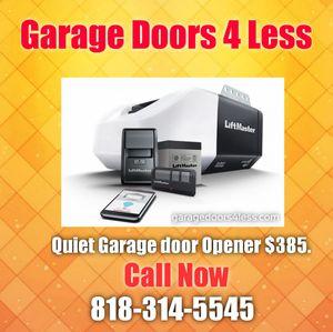 Garage door opener for Sale in Porter Ranch, CA