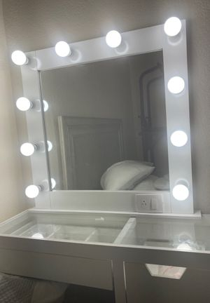 LED makeup vanity for Sale in Torrance, CA