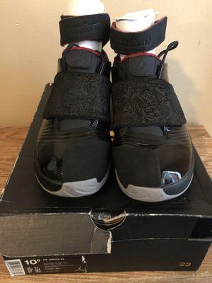 AIR JORDAN XX: BLACK/ VARSITY RED [AUTHENTIC] for Sale in Ocoee, FL