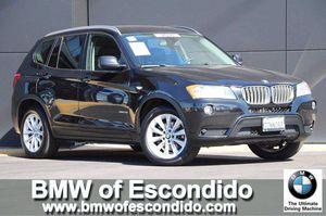 2014 BMW X3 for Sale in Escondido, CA
