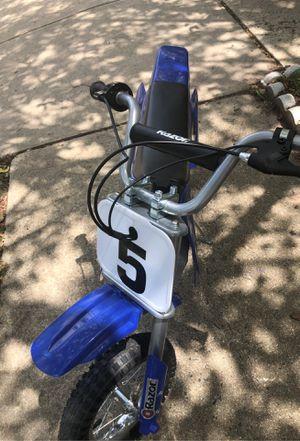 Razor Mx340 dirt bike for Sale in Centreville, VA