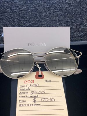 Brand New Prada Glasses( with glasses bag) for Sale in Morrow, GA