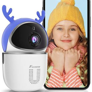 Baby Monitor Camera 1080P Indoor: WiFi Camera for Home Security Two Way Talk, for Sale in Lilburn, GA