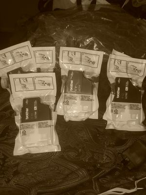 7 new ink cartridges for a printer for Sale in North Little Rock, AR