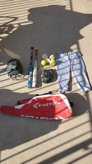Softball Equipment for Sale in Phoenix, AZ
