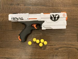 Nerf Rival Toy Gun for Sale in Fort Lee, NJ