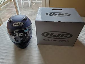 Brand new HJC i10 Motorcycle Helmet Size Medium for Sale in Tacoma, WA