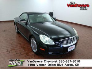 2002 Lexus Sc for Sale in Akron, OH