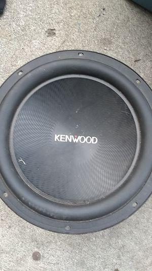 Kenwood speaker for Sale in Sacramento, CA