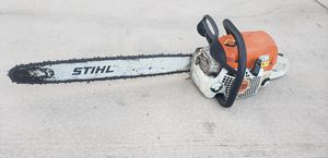 """Chainsaw stihl ms 391 bar 25"""" for Sale in Fallbrook, CA"""