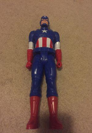 Captain America Figurine/doll for Sale in Auburn, WA
