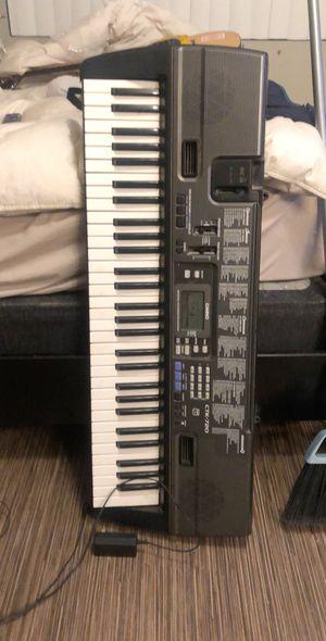 Keyboard piano for Sale in Tempe, AZ