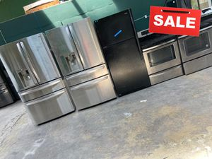 LG Refrigerator Fridge With Warranty AVAILABLE NOW! #1535 for Sale in San Antonio, TX